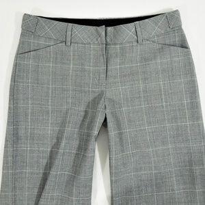 Express Editor Dress Pants Wide Leg Gray Women 4